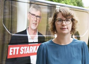 Elin Norén får högre arvode som oppositionsråd. 65 400 kronor mot tidigare 58 500 kronor i månaden.