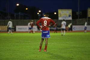 Frederic Kayembe.