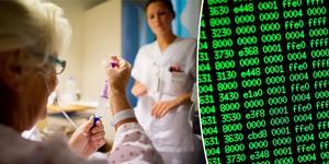 AI inom primärvården ska underlätta för både patienter och personal. Foto: Tore Meek, David Magnusson