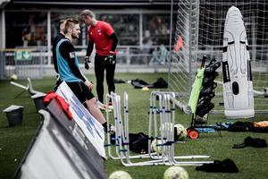 Johan Mårtensson gör comeback mot Elfsborg.