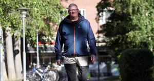 Hans Widell börjar återvända till det normala livet efter den fruktansvärda olyckan på Östersundstravet.