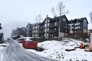 Första omgången bostadsrätter, 73 stycken, som Skistar bygger vid Ytterstmyrvägen i Åre-Sadeln är sålda samtliga.