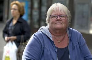 Kerstin Lindström, Södertälje.