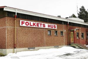 Folkets Hus i Hoting har köpts upp av en nybildad förening.