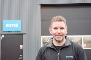 Stefan Blom, stationschef på Besikta i Lindesberg.