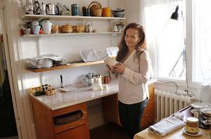 Med förväntansfull spänning tar sig Lillemor an uppgiften att utveckla Bergsgårdens verksamhet.
