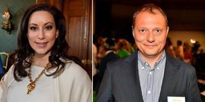 Lisa Nilsson och Magnus Carlson ska vara solister när Svenska kammarorkestern spelar på årets Nobelbankett. Foto: Jonas Ekströmer / Vilhelm Stokstad / TT (bilden är ett montage)