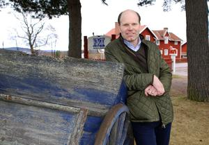 Staffan Malmqvist. Foto: Christer Klockarås/Arkiv