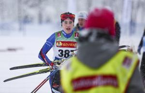Ebba Andersson är sista års junior och gör sitt sista JVM.