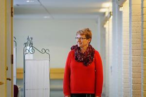 Chatarina Berglund har en bakgrund som lärare innan hon gick in i väggen. Det var först då hon blev studie- och yrkesvägledare.