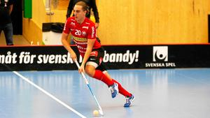 Hur långt tog Valdemar Ahlroth sitt Växjö förra säsongen?