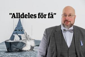 Det här är en ledartext av Patrik Oksanen som skriver om försvar- och säkerhetspolitik för flera av MittMedias liberala och centerpartistiska ledarsidor. Till vardags är Patrik Oksanen politisk redaktör på Hudiksvalls Tidning (c).