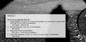 Montage: VLT /Hasse Holmberg, Scanpix
