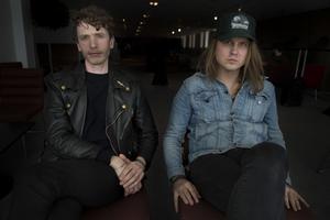 Bandet Laakso släpper sitt första album på nio år.  Lars Skoglund och Markus Krunegård.