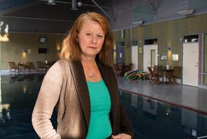 Rebecca Sjödin, vd Sätra Brunn.