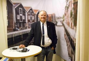 Bengt Friberg, kommunchef, Hudiksvalls kommun.