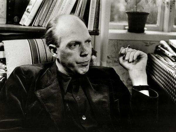 Gunnar Ekelöf.Foto: SCANPIX