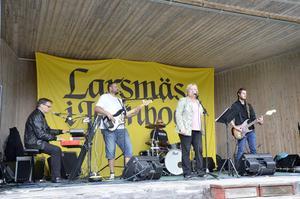 Titti Hansson och Nostalgiorkestern återanvände gamla låtar.