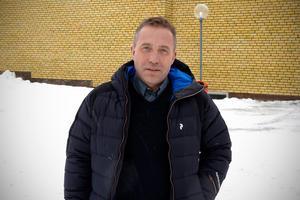 Lars Lisspers är skolchef i Älvdalens kommun. Bilden är tagen 2016.