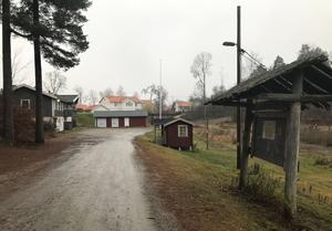 Friluftsområdet Oxvreten i Nykvarn.