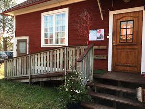 Välkommen in - tio konsthantverkare och fotografer visade ett urval av sina alster i Nyhammar under Konstrundan i Ludvika.