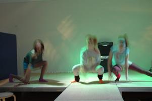 Dansant trio