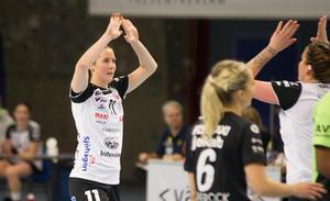Ellenor Åström var tillbaka efter många månaders skadefrånvaro.