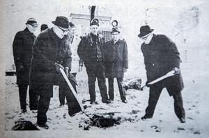 Bild från ÖA 1 november 1968.