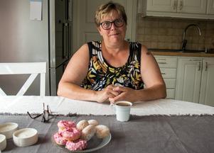 """""""Jag vill hitta glädjen, och min mening med livet. En är att hjälpa andra som drabbas"""" säger Anne-Li Andling."""