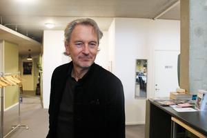 Tidningen träffade Tomas Ledin på Kanalgården för att prata om den kommande storfilmen.