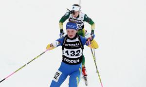Klara Andersson åker också till ungdoms-OS, men fick inte riktigt till det i Lima i helgen.