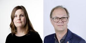 Vänsterpartiets Cecilia Lönn Elgstrand svarar på en ledare från NA:s politiske redaktör Lars Ströman.