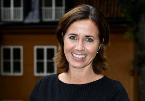 Filippa Reinfeldt (M), före detta landstingsråd. Foto: Maja Suslin/TT