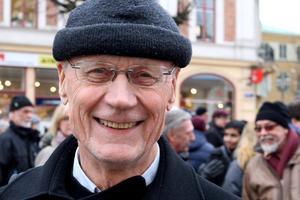 Hans Holberg avled den 12 oktober 2018. Foto: Vänsterpartiet i Örebro