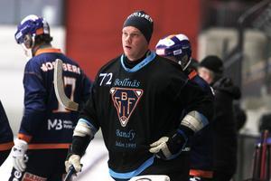 Pertti Virtanen har klivit in med stor auktoritet och som ett mer tydligt förstaval i Bollnäs.