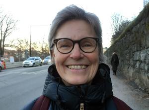 Catrin Åsén, 57 år, HR-specialist, Härnösand