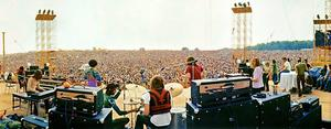 Woodstock 1969. Foto Pressens Bild/Julius produktion.