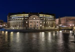 Riksdagsledamöter måste kunna bo i Stockholm, men det får vara nog med fifflande. Foto: Jonas Ekströmer / TT