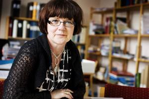 Karin Tegenborg-Falkdalen hörs i radion i dag.Foto: Ulrika Andersson