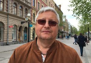 Görgen Björklund, 57 år, företagare, Härnösand