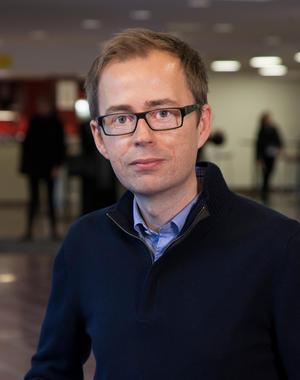 David Karlsson, docent i offentlig förvaltning vid Göteborgs universitet, forskar på representation bland svenska politiker. Foto: Pressbild