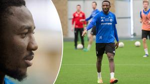 Chidi Omeje anslöt till GIF Sundsvall från AFC Eskilstuna inför den här säsongen.