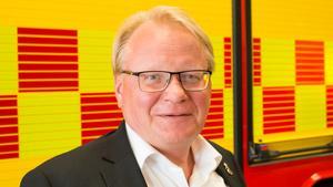 Försvarsminister Peter Hultqvist besökte Fagersta och Sala under fredagen.