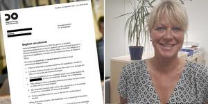 Anna Flink, resultatområdeschef för socialtjänstens enhet för försörjningsstöd utreder nu händelsen som anmälts till DO, där anmälaren säger att handläggaren skrattat åt anmälarens utseende. Foto: privat