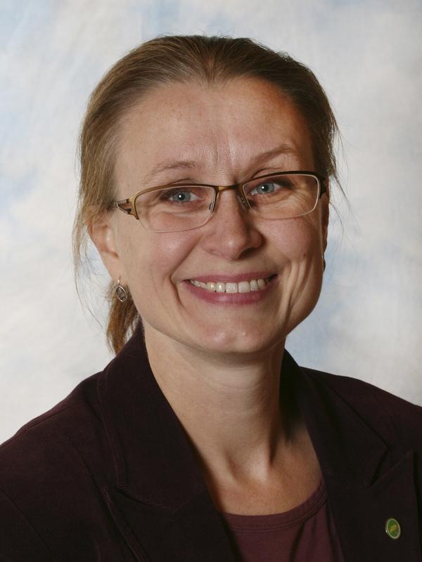 Pernilla Rinsell, Miljöpartiet, regionråd.