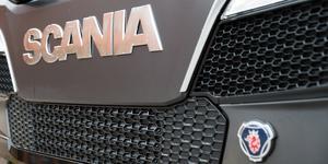 Scania Sverige stod för 44.2 procent av nyregistreringarna av lastbilar i landet förra året.