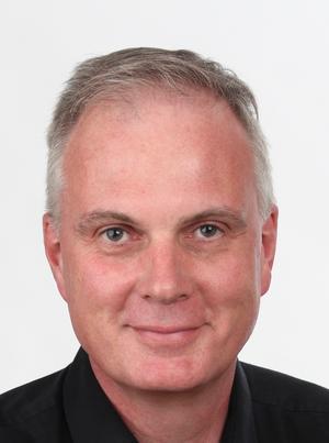 Rektor Morkarlbyhöjdens skola, Hans Lövgren. Foto: Privat.