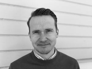 Antti Vainio. Foto: Pressbild