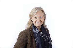 Eva Favaro, kommunikationschef på Vafab Miljö. Foto: Per Groth/Pressbild