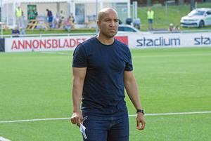 Klebér Saarenpää, IK Brage-tränare.